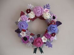 The Summerhouse by the sea: Autumn Wreath                                                                                                                                                                                 More