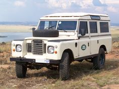 Hein Venter's Series 3 Land Rover. My Land Rover has a Soul, MLRHAS