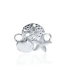CBStark Jewelers - Multi Shell Changeable Bracelet Top in sterling silver, $85.00 (http://www.cbstark.com/collections/multi-shell-changeable-bracelet-top-in-sterling-silver/)