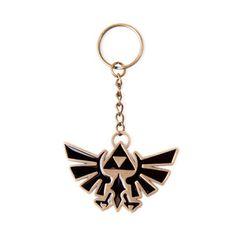 Nintendo - Zelda Bird Enameled Metal Keychain
