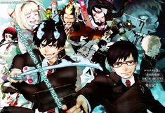 ao+no+exorcist | Anime Review: Ao no Exorcist