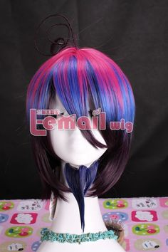 30cm short mixed Mephistopheles Ao no Exorcist with Beard ,shop at Costwe.com