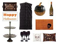 Don't wait until October 31st to celebrate this spooky holiday | HGTV >> http://www.hgtv.com/design-blog/entertaining/spooky-stylish-halloween-decor?soc=pinterest