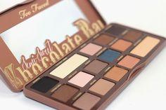 Too Faced Semi-Sweet Chocolate Bar Palette   Gouldylox