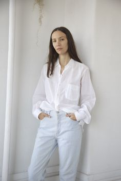 Antique White Shirt – Passenger