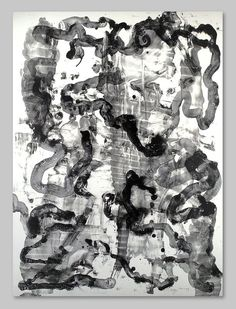 Ed Moses, Untitled Abstraction V