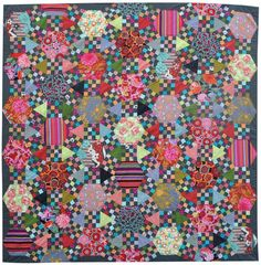 Chain Reaction Quilt Pattern by Jen Kingwell by shopinthemaking, $14.00
