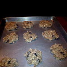 Oatmeal raisin cookies-Daniel Fast Style! Fast Healthy Breakfast, Fast Healthy Meals, Fast Easy Meals, Healthy Life, Healthy Eating, Fast Easy Dinner, Fast Dinner Recipes, Fast Dinners, Fast Food Diet