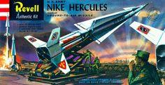 Revell - Nike Hercules