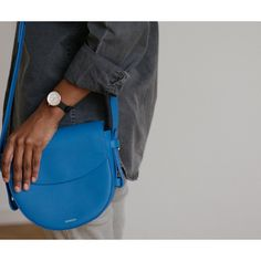 The Lobelle saddle bag gives you ample space in a playful shape. The crossbody strap is ad Lob, Skagen, Fashion Bags, Saddle Bags, Free Shipping, Accessories, Women, Fashion Handbags, The Lob