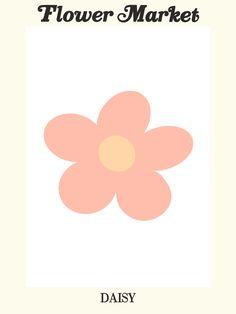 flower market / daisy Art Print by lesmuses   Society6
