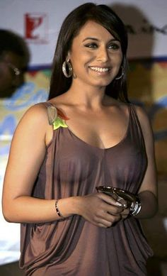 Rani Mukerji hot Bollywood actress and favorite of millions of Indians, Mardani of Indian cinema. Bollywood Celebrities, Bollywood Actress, Hot Actresses, Indian Actresses, Chica Cool, Sheer Beauty, India Beauty, Hot Dress, Looking Stunning