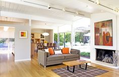 Marin Real Estate Blog | Real Estate News for Marin County - Blog Archive: August, 2010 (see placement of track lighting)