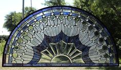Dazzling Jeweled Web Arched from Stained Glass and More