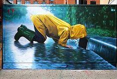 BK Foxx street art