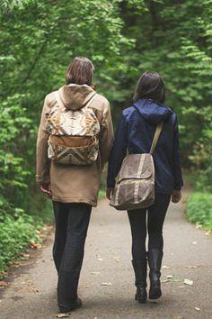 Cooper messenger bag, satchel and backpack sewing pattern | Colette Patterns