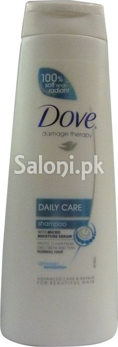 DOVE DAMAGE THERAPY DAILY CARE SHAMPOO 250 ML Saloni™ Health