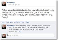 1 Terrifyingly Simple Way To Protect Against Malicious Social Media Hacking – PFP