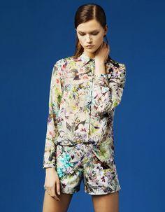 Kasia Struss for Zara March 2012 Lookbook