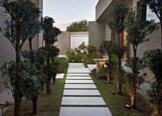 16 jardins pequenos para fazer em seu quintal (De Nicole Nunes)
