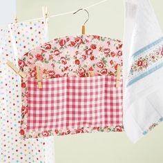 Couture : Tutos sac à pinces à linge