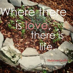 Where There is Love ... #valentines #quotes