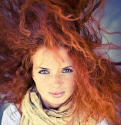 Redhead of the day Beautiful Red Hair, Gorgeous Redhead, Beautiful Eyes, Red Hair Freckles, Redheads Freckles, Red Hair Woman, Rides Front, Ginger Girls, Redhead Girl