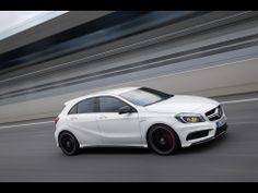 Mercedes-Benz A Klasse Mercedes Benz, A45 Amg, Future Car, Volvo, Dream Cars, Cool Cars, Automobile, Hot, Motorcycles