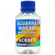 Aguarrás Mineral 100ml - Bazar Horizonte Mobile