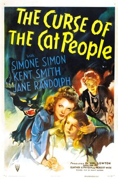 The Curse of the Cat People film poster