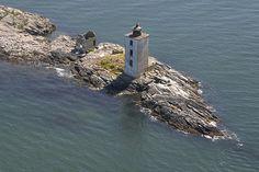 Dutch Island Light, Dutch Island, Rhode Island