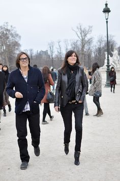 Sunday Inspiration: Emmanuelle Alt