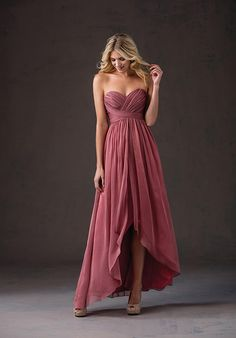 Belsoie L184052 Bridesmaid Dress photo