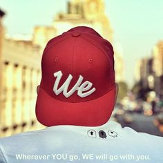 You will never walk alone. WE will be there with you.  #Whatezitny #we #weariteverywhere #weariteveryday #weareone #snapback #blacksheep #standout #red #instafashion #instagood #instadaily #trend #fashion #comfy #thursday