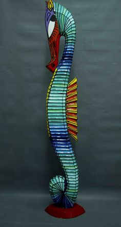 ARTE APLICADO : Claudio Baldrich Artista Plastico Paint Wood Furniture, Painted Chairs, Painted Wood, Appliques, Artists, Art