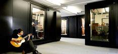 Bedstone College Music Department - recording studio, practice room & 3 music teaching rooms