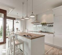 Aranżacje wnętrz - Kuchnia: Kuchnia styl Skandynawski - Perfect Space Interior Design & Construction. Przeglądaj, dodawaj i zapisuj najlepsze zdjęcia, pomysły i inspiracje designerskie. W bazie mamy już prawie milion fotografii!