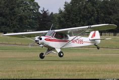 Piper PA-18-150 Super Cub aircraft picture