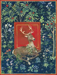 Stag Holiday Cards