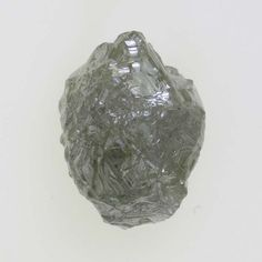 Unique 1.07 Ct  Natural Silver Color Rough Diamond Congo-Coted