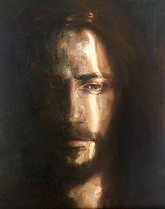 Jesus The Christ Catholic Art, Religious Art, Jesus Christ Painting, Jesus Artwork, Image Jesus, Pictures Of Jesus Christ, Pictures Of God, Images Of Christ, Jesus Face