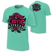 "Adam Rose ""The Exotic Express"" NXT T-Shirt"