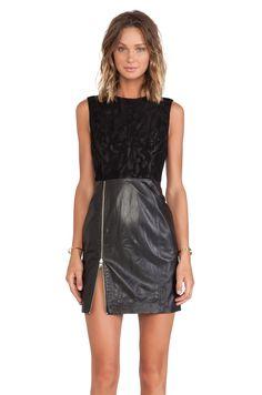 Muubaa Mundal Dress in Black | REVOLVE