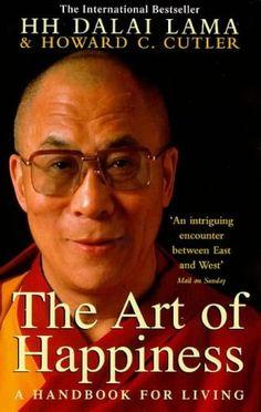 The Art of Happiness -HH Dalai Lama & Howard C. Cutler