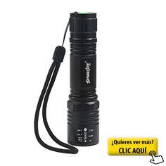Flashlight,LANDFOX Linterna con zoom de alta... #linterna