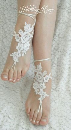 For a beach wedding !