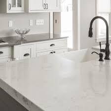 Sparkling White Quartz Countertops Inspirations With Pros And Cons White Quartz Countertop Quartz Countertops White Cabinets White Countertops