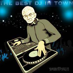 vorini-gr: Ο Γιάννης Μπουτάρης έγινε DJ (!)