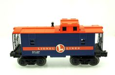 O Lionel Lines Caboose with Square Window 6 26530   eBay