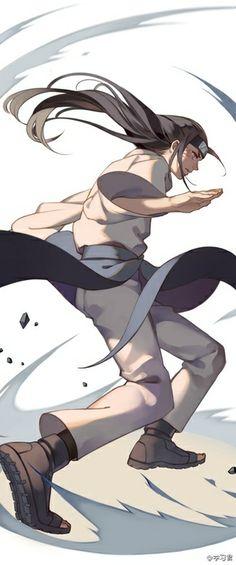 Anime/manga: Naruto (Shippuden) Character: Neji